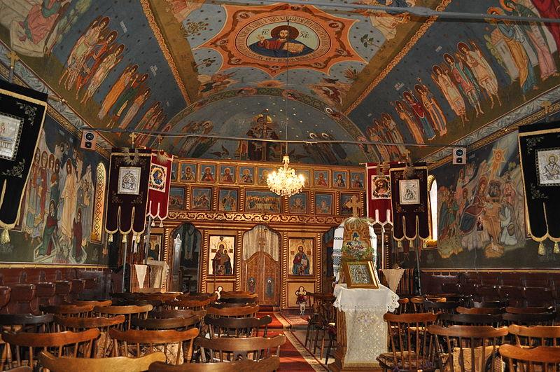 Biserica Adormirea Macii Domnului Bazna