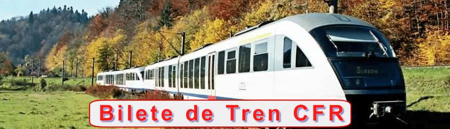 Bilete de Tren CFR Online
