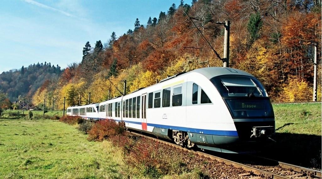 Bilete de Tren CFR