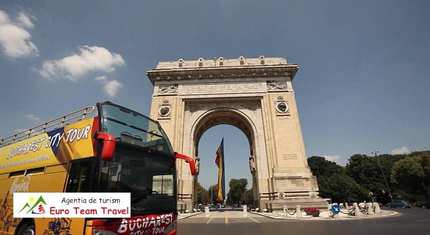 City Tour Bucuresti