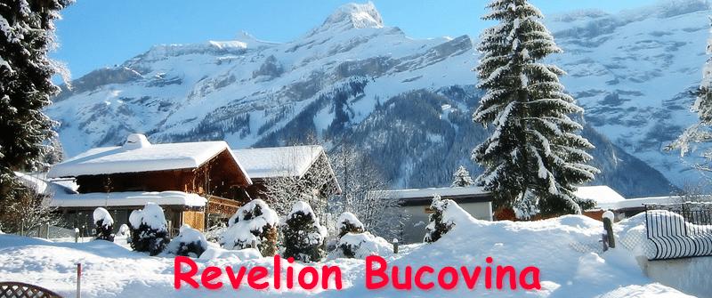 Revelion Bucovina 2019