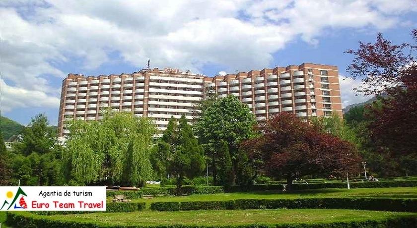 Hotel Dacia Baile Herculane