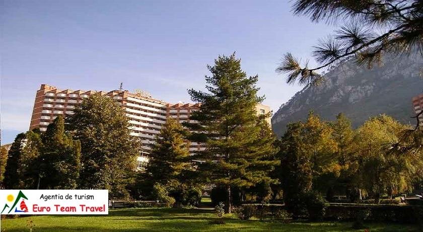 O saptamana de refacere Herculane Hotel Dacia DP