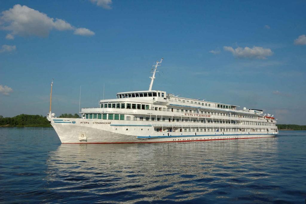 Croaziera Delta Dunarii 8 zile MS Dnieper Princess