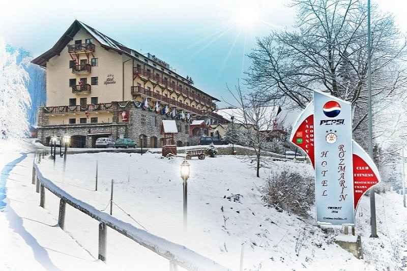 Hotel Rozmarin Predeal Revelion 2016