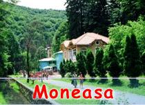 Cazare Moneasa