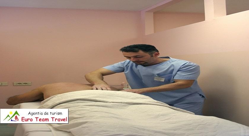 Hotel Mara Sinaia Tratament