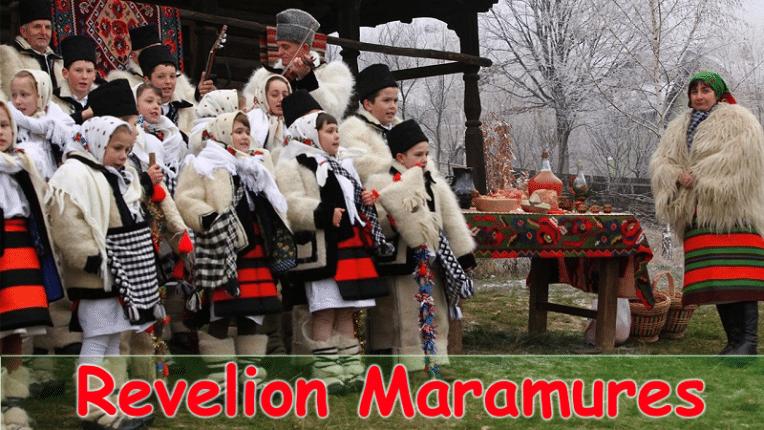 Revelion Maramures 2017