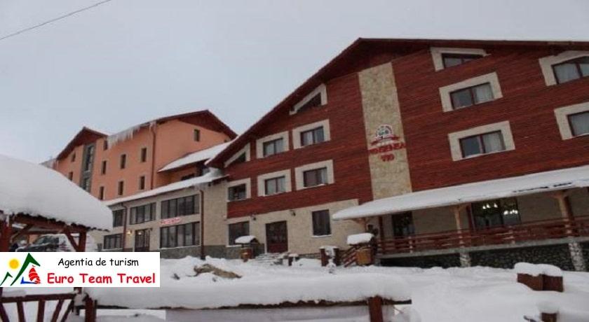 Craciun Transilvania Complexul Alpina Blazna