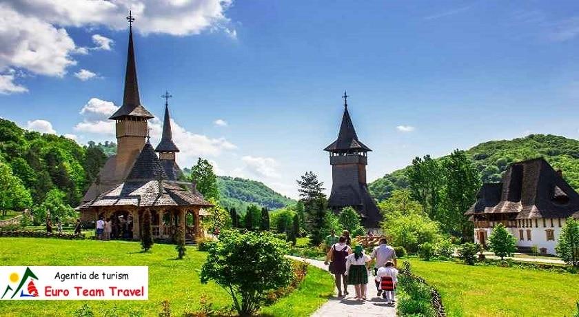 Excursie Maramures Bisericile de Lemn 5 zile - 189 €/Persoana