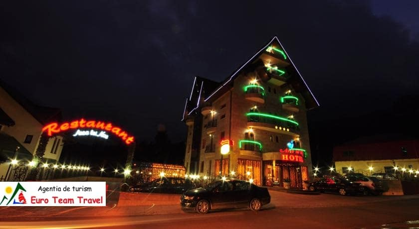 Revelion Sinaia Hotel Arca lui Noe