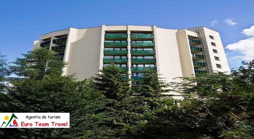 Hotel Bradet Sovata Pachet Preventie