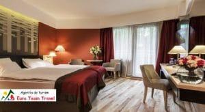 Hotel Bradet Sovata Wellness si Tratament