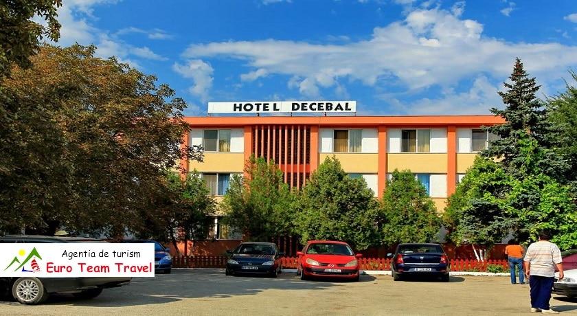 Hotel Decebal Eforie Nord