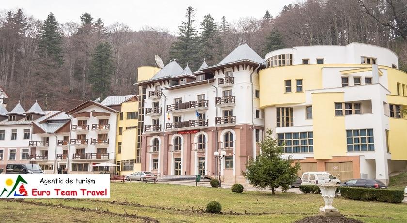 Hotel Euro Vacanta Slanic Moldova