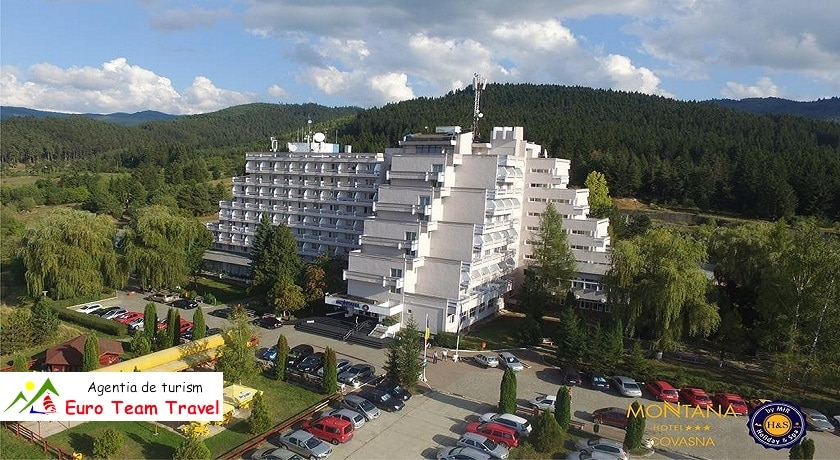 Hotel Montana Covansa