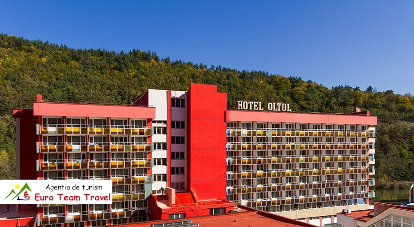 Complex Balnear Cozia Hotel Oltul