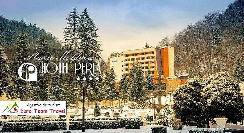 Craciun Slanic Moldova Hotel Perla