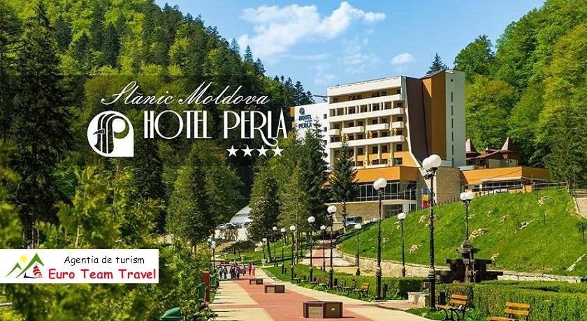 Hotel Perla Slanic Modova