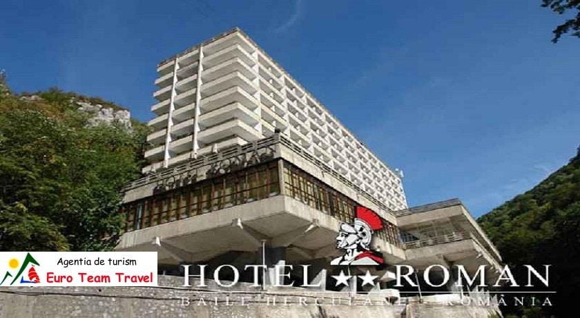 Decada Balneara Herculane Hotel Roman