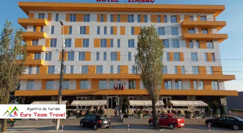 Hotel Zimbru Iasi