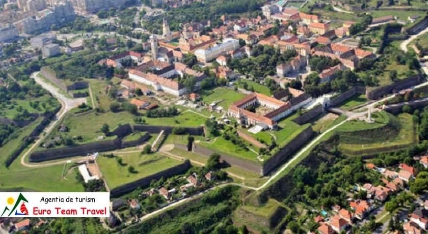 Cetatea Alba Carolina Alba Iulia Romania