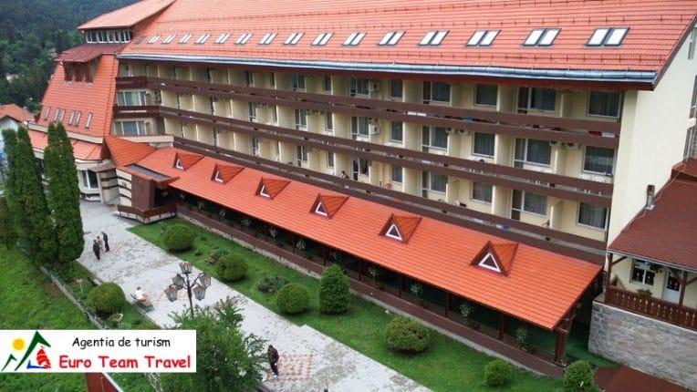 O saptamana de refacere Hotel Ciucas Baile TusnadDP