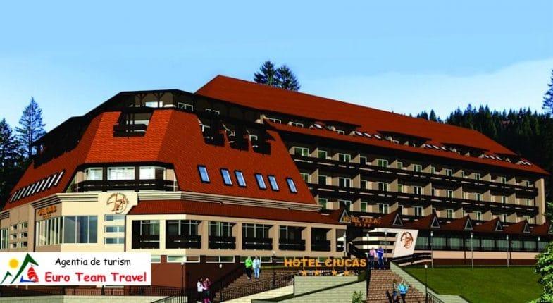 Decada Balnera Hotel Ciucas Baile Tusnad