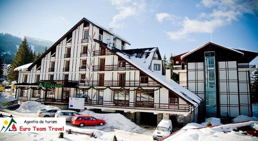 Craciun Poiana Brasov Hotel Escalade