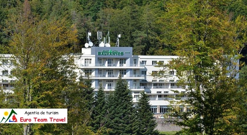 Hotel Grand Balvanyos Resort Baile Balvanyos