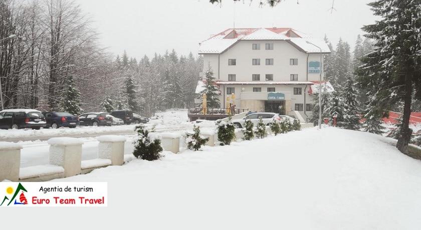 Revelion Sinaia Hotel Cota 1000
