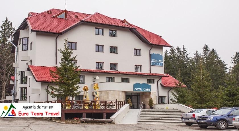 Hotel Cota 1000 Sinaia