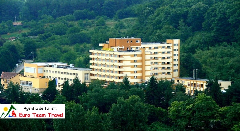 Hotel Germisara Geoagiu Bai