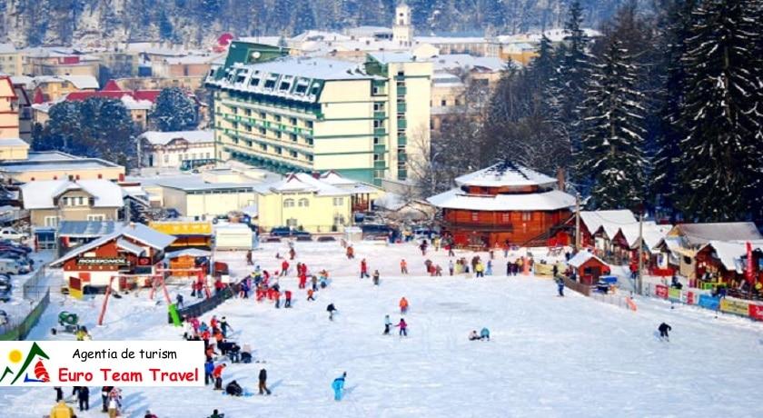 Hotel Bradul Vatra Dornei oferta Ski