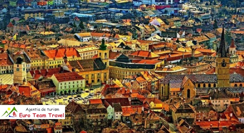 Excursie Sibiul si cetatile de basm ale Transilvaniei 5 zile - 169 €/Persoana