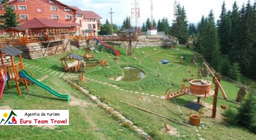 Complexul Alpina Blazna Bistrita