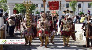 Excurise Festivalul Roman Apulum