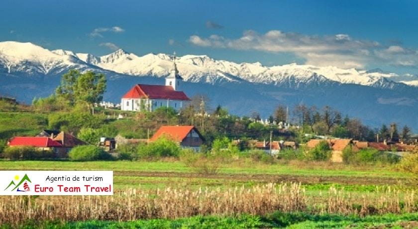 Excursie Tinutul Secuiesc 5 zile - 179 €/Persoana