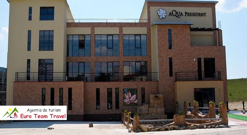 Hotel Aqua President Baile Felix oferta 1 Decembrie