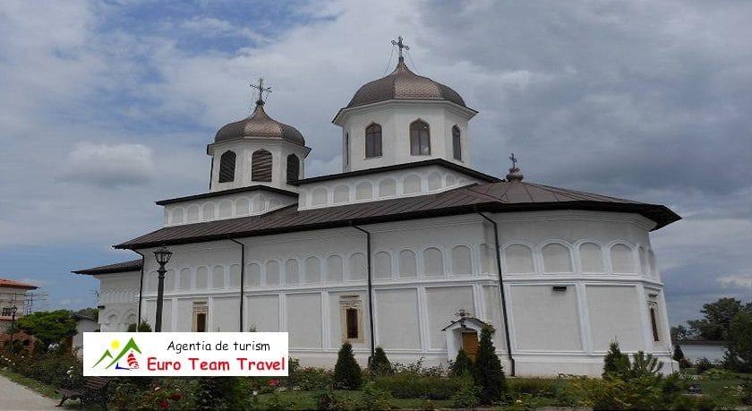 Biserica Brancoveneasca Potlogi - Obiective Turistice Romania