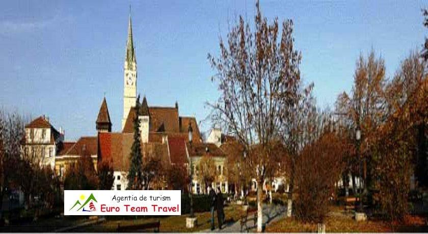 Biserica Sfanta Margareta Medias - Obiective Turistice Romania