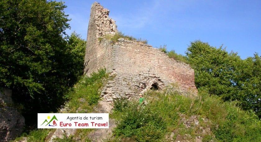 Cetatea Balvanyos - Obiective Turistice Romania