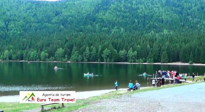 Lacul Sfanta Ana - Obiective Turistice Romania