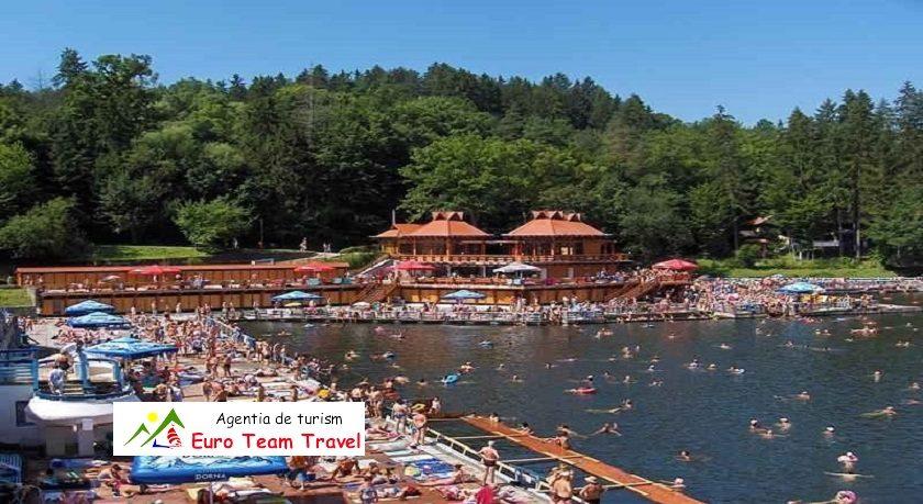 Lacul Ursu Sovata - Obiective Turistice Romania