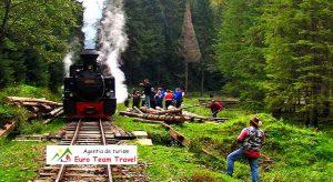 Mocanita Sovata - Obiective Turistice Romania