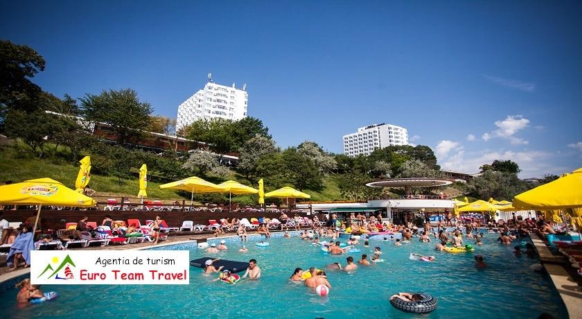 Hotel Aqvatonic Balneo SPA Eforie Nord - Steaua de Mare