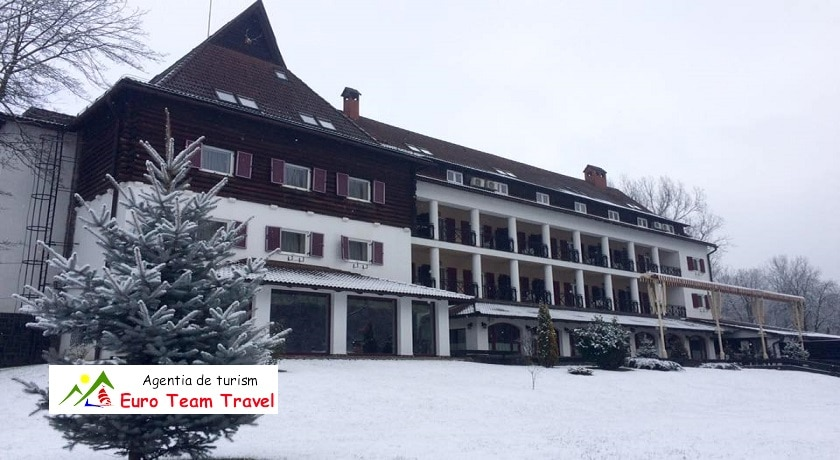 Craciun Maramures Hotel Gradina Morii Sighetul Marmatiei