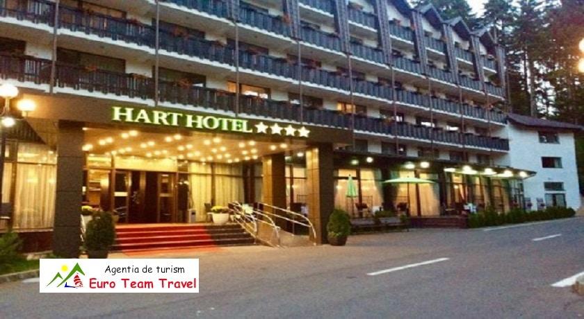 Craciun Predeal Hotel Hart