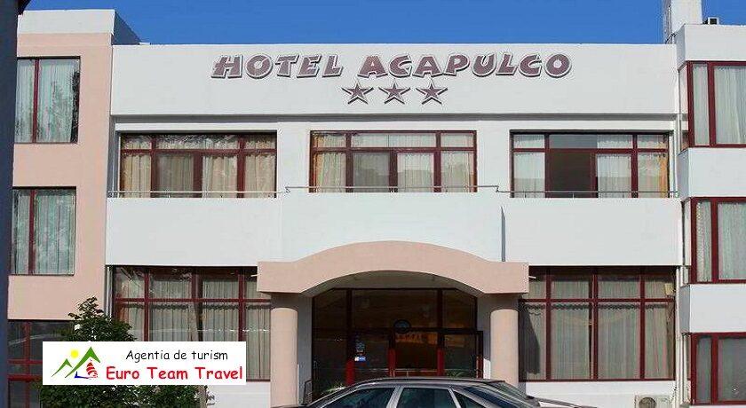 Hotel Acapulco Eforie Nord
