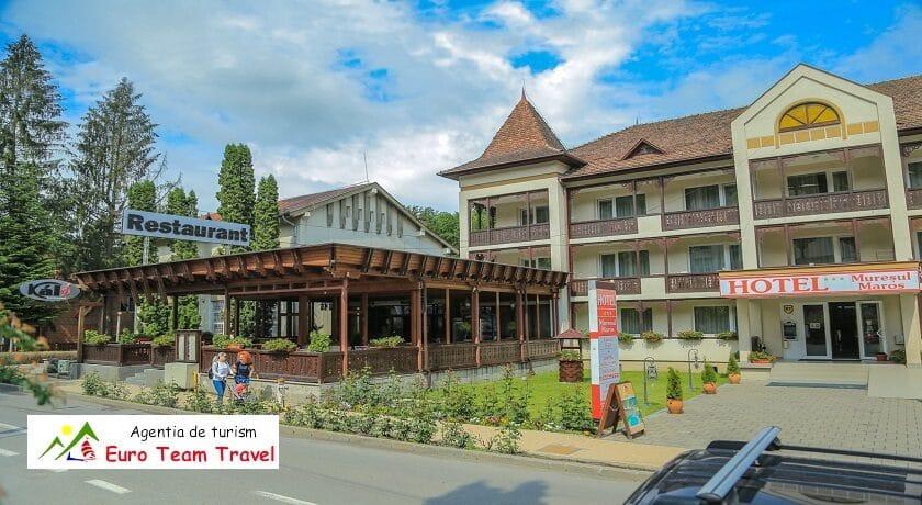Hotel Muresul Sovata